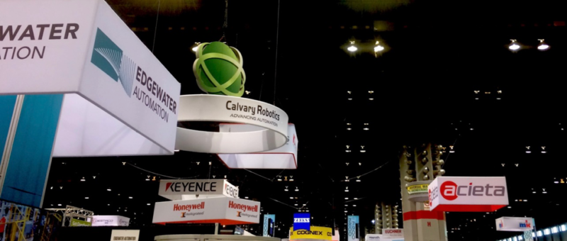 Automate Trade Show booths in 2019