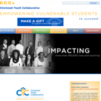 cincinnati youth collaborative nonprofit marketing and website