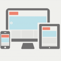responsive website illustration