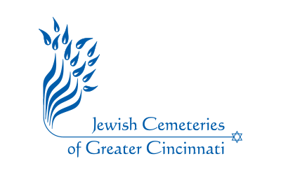 Jewish Cemeteries of Greater Cincinnati logo
