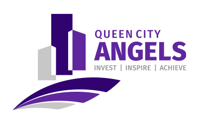 Queen City Angels log